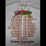 Brian Setzer Orchestra Christmas Tour T-Shirt