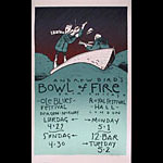Jay Ryan Andrew Bird's Bowl Of Fire Poster