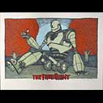 Jay Ryan The Iron Giant Movie Poster