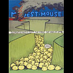 Jay Ryan Modest Mouse Poster