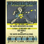 Jay Ryan Jon Spencer Blues Explosion Poster
