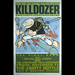 Jay Ryan Killdozer Poster