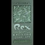 Jay Ryan Rex Poster