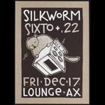 Jay Ryan Silkworm Poster