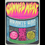 Golden Star Presents Canned Heat in Santa Rosa Handbill Handbill