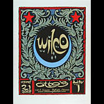 Steve Walters (Screwball Press) Wilco Poster