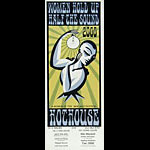 Steve Walters (Screwball Press) Women Hold Up Half The Sound Poster