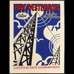 Steve Walters (Screwball Press) Paul Westerberg Poster