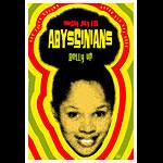 Scrojo Abyssinians Poster