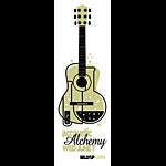 Scrojo Acoustic Alchemy Poster
