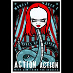 Scrojo Action Action Poster