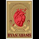 Scrojo Ryan Adams Poster