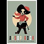 Scrojo Aesop Rock Poster