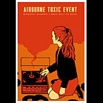 Scrojo Airborne Toxic Event Poster