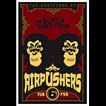 Scrojo Airpushers ( from the Black Eyed Peas ) Poster