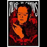 Scrojo Alice In Chains Poster