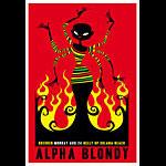 Scrojo Alpha Blondy Poster