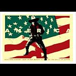 Scrojo America 40th Anniversary Tour Poster