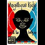 Scrojo Angelique Kidjo Poster
