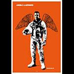 Scrojo Angels and Airwaves Poster