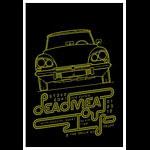 Scrojo Steve Aoki and Datsik Poster
