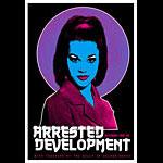 Scrojo Arrested Development Poster