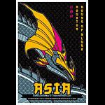 Scrojo Asia Poster