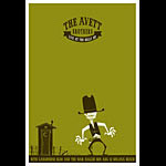 Scrojo The Avett Brothers Poster