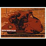 Scrojo Back Door Slam Poster