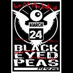 Scrojo Black Eyed Peas Poster