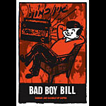 Scrojo Bad Boy Bill Poster