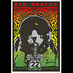Scrojo Bad Brains Poster