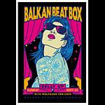 Scrojo Balkan Beat Box Poster