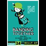 Scrojo Banding Together Poster