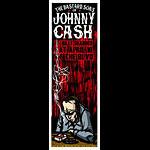 Scrojo Bastard Sons Of Johnny Cash Poster