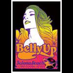 Scrojo Belly Up Tavern Promo Poster