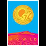 Scrojo Big Wild Poster