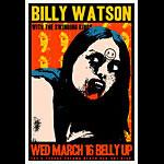 Scrojo Billy Watson Poster
