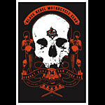 Scrojo Black Rebel Motorcycle Club Poster