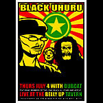 Scrojo Black Uhuru Poster
