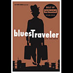 Scrojo Blues Traveler Poster