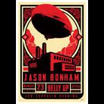 Scrojo Jason Bonham - Led Zeppelin Experience Poster