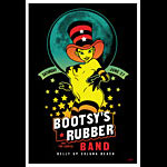 Scrojo Bootsy's Rubber Band (Bootsy Collins) Poster