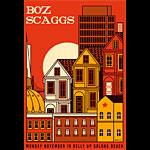 Scrojo Boz Scaggs Poster