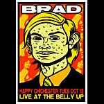 Scrojo Brad Poster