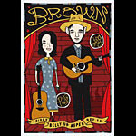 Scrojo Greg and Pieta Brown Poster
