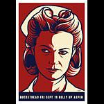 Scrojo Buckethead Poster