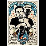 Scrojo Buddy Blue Tribute Poster