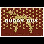 Scrojo Buddy Guy Poster