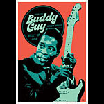 Scrojo Buddy Guy Poster
